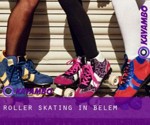 Roller Skating in Belém