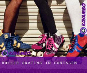 Roller Skating in Contagem