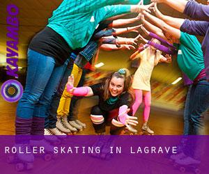 Roller Skating in Lagrave