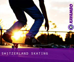 Switzerland Skating